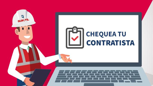Ver campaña Chequea tu contratista