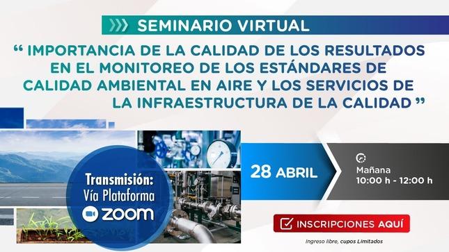 Ver campaña Seminario virtual