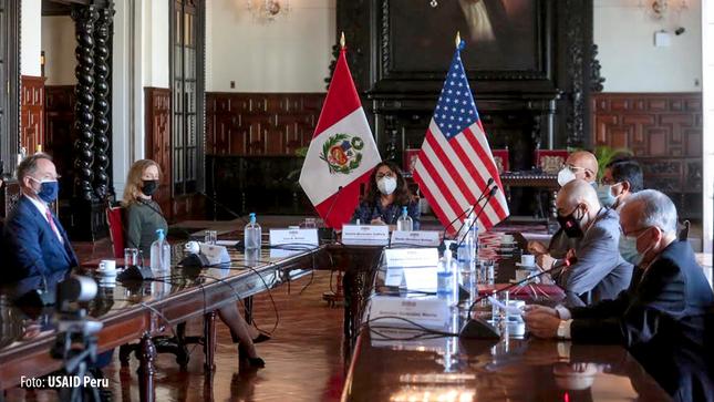 Ver campaña Perú y EE.UU trabajan a favor del desarrollo forestal