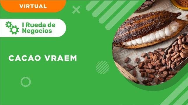 Ver campaña I Rueda de Negocios Virtual de Cacao 2021