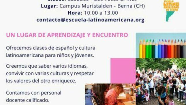 Ver campaña Inscripciones Escuela Latinoamericana de Berna