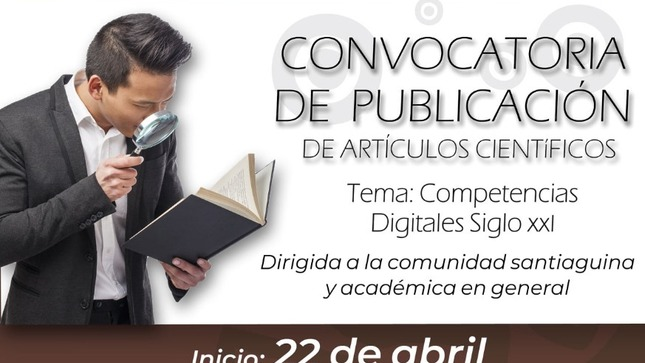 Ver campaña Convocatoria de Publicación de Artículos Científicos