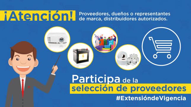 Ver campaña Extensión de vigencia de los Catálogos Electrónicos