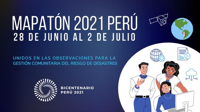 Ver campaña Mapatón Perú 2021