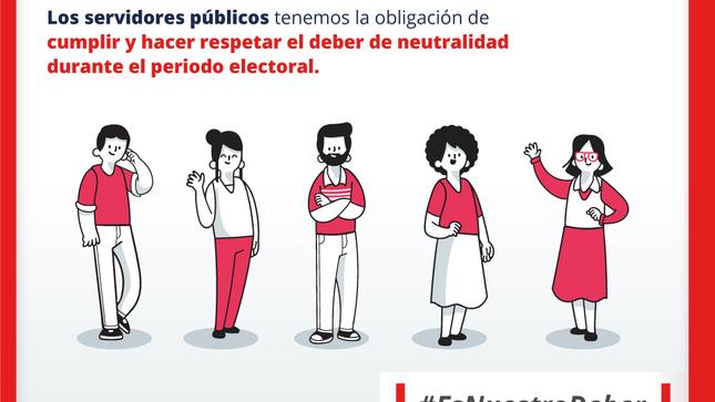 Ver campaña Decálogo de la neutralidad