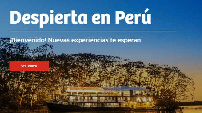 ¡Pronto podrás volver al Perú!