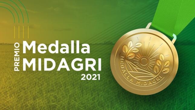 """Premio """"Medalla MIDAGRI 2021"""""""
