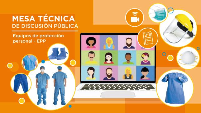 Ver campaña Mesas técnicas de discusión pública - Fichas de Homologación