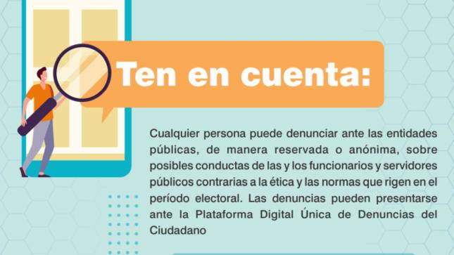 Plataforma Digital Única de Denuncias del Ciudadano