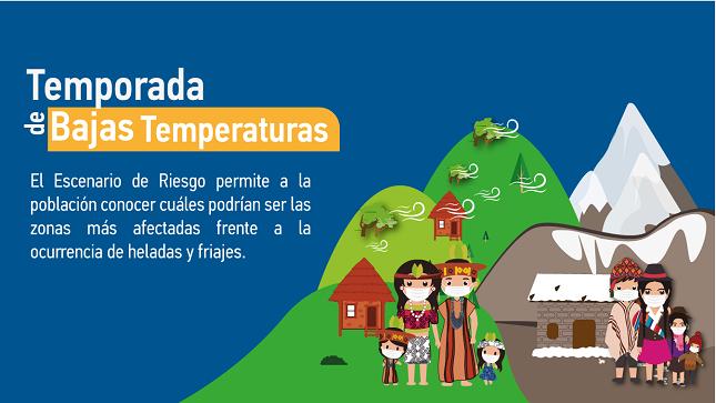 Campaña por Bajas Temperaturas 2021