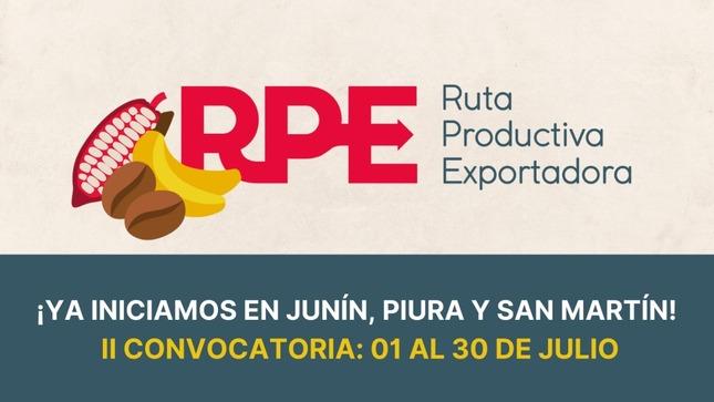 """Descubre la """"Ruta Productiva Exportadora"""""""