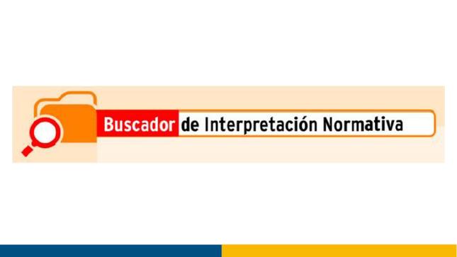 Buscador de Interpretación Normativa
