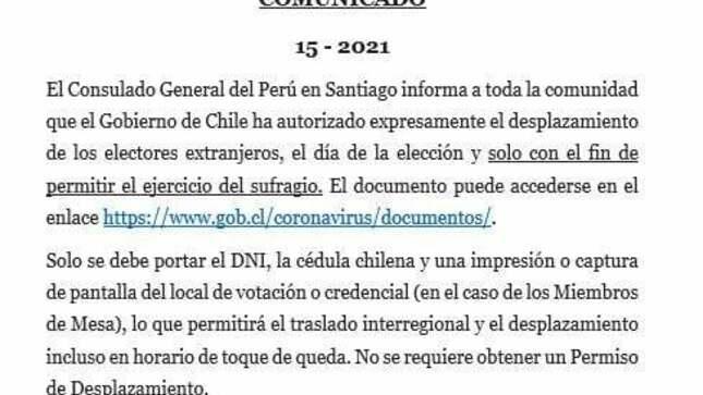 Segunda vuelta de las Elecciones Generales en Chile