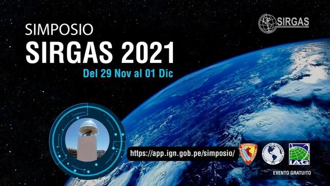 Simposio Sirgas 2021