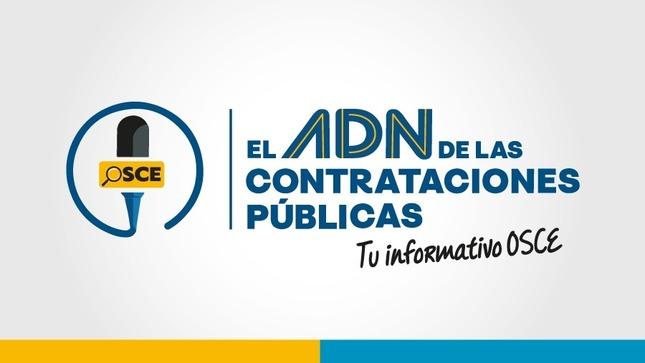 """Informativo """"El ADN de las Contrataciones Públicas"""""""