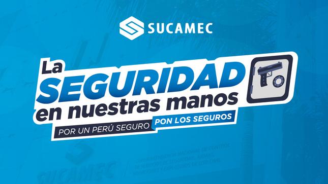 Sucamec lanza campaña de concientización sobre uso de armas