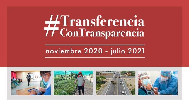 Transferencia con Transparencia