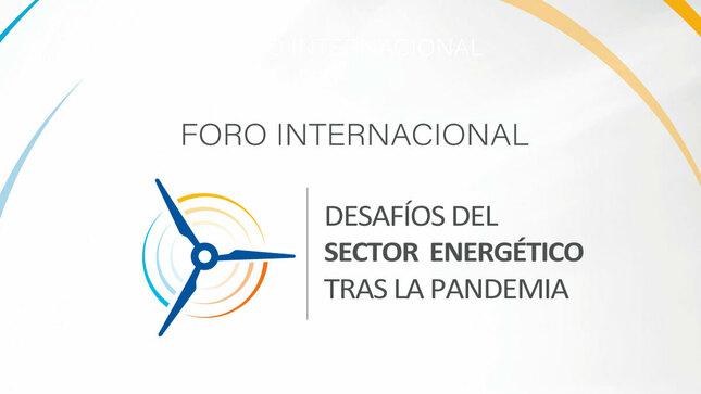 Desafíos del sector energético tras la pandemia