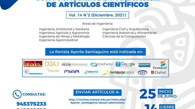 Revista 𝐀porte Santiaguino