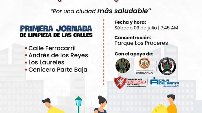 Barranca  Participa