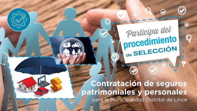 Participa en el procedimiento de selección