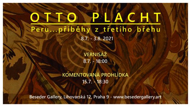 Artista Otto Placht presenta muestra inspirada en el Perú