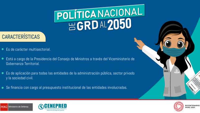 Campaña #PolíticaGRD2050
