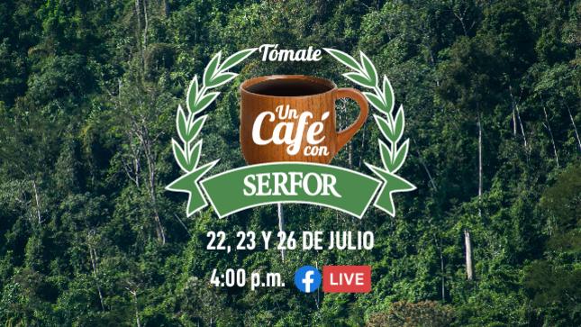 Por nuestro 7º Aniversario: Un Café con SERFOR