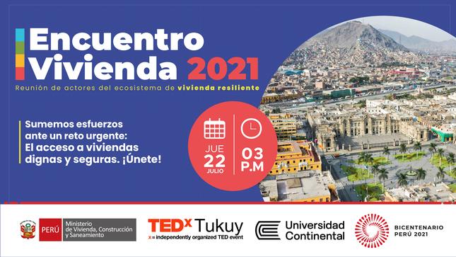 Encuentro Vivienda 2021