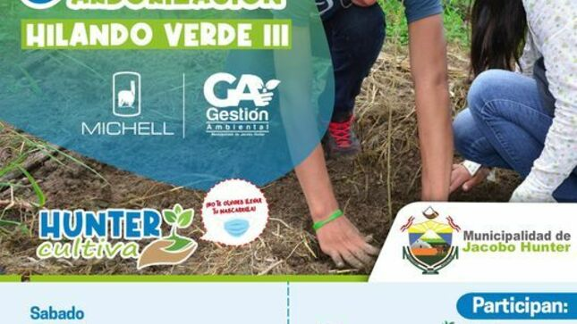 3ra Campaña de arborización