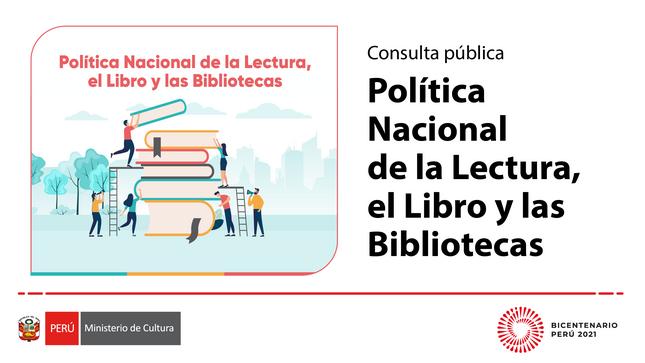 Consulta pública de la PNLLB
