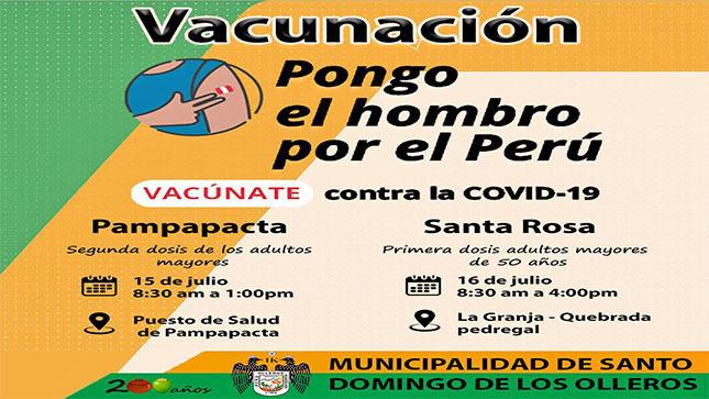 Continuando con la vacunación contra la covid-19 - MDSDO