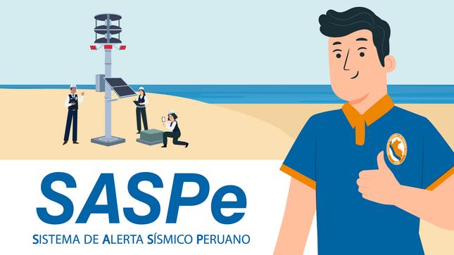 Sistema de Alerta Sísmico Peruano - SASPe