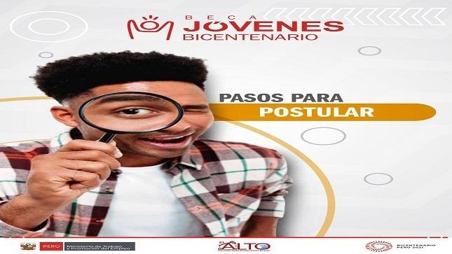 Beca Jóvenes Bicentenario