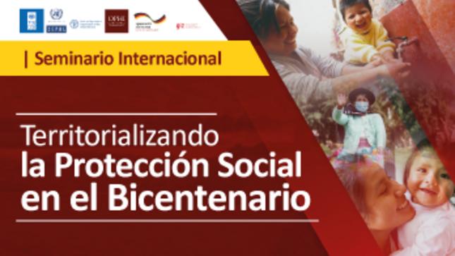 """I Seminario """"Territorializando la protección social"""""""