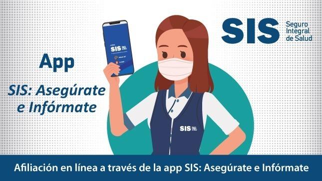 App SIS Asegúrate e Infórmate