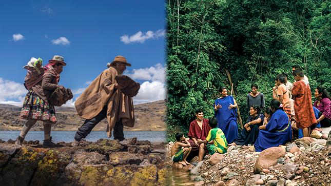 Plataforma de los Pueblos Indígenas para enfrentar el Cambio