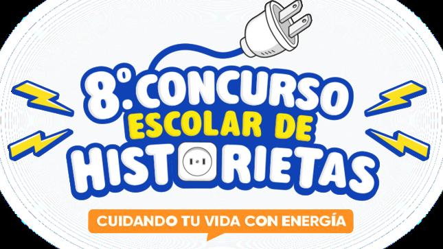 """Concurso de Historietas """"Cuidando tu vida con energía"""""""