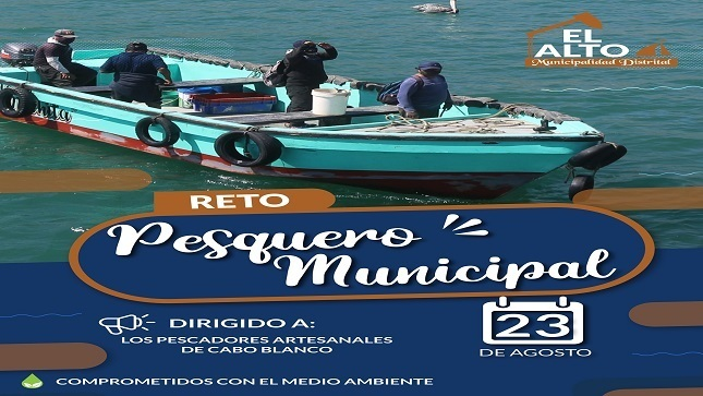 El Reto Pesquero Municipal en Cabo Blanco