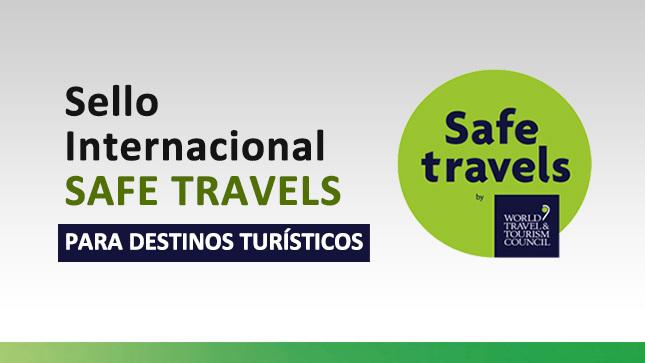 Reconocimiento de destinos turísticos seguros