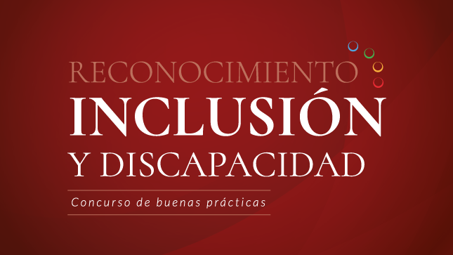 Concurso sobre Buenas Prácticas de Gestión Inclusiva