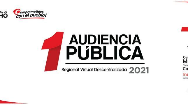 Audiencia Pública 2021
