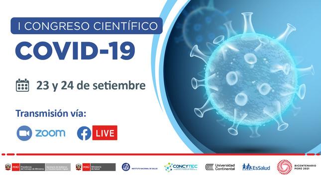 I Congreso Científico COVID-19
