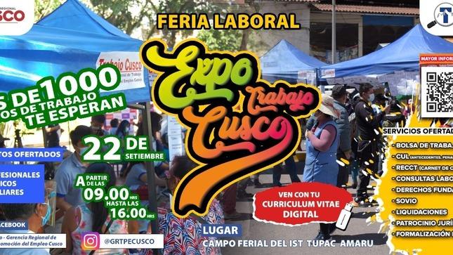 EXPO Trabajo Cusco 2021