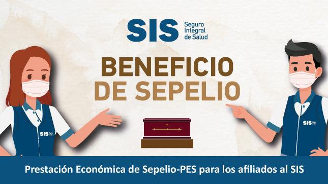 Beneficio de Sepelio para afiliados al SIS