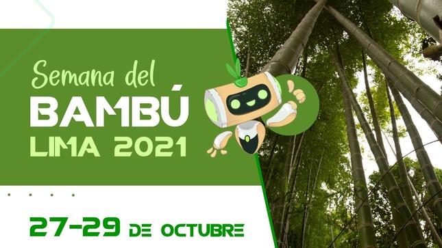Semana del Bambú Lima 2021