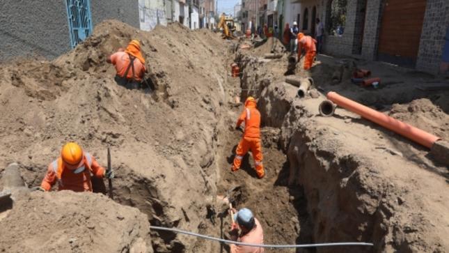 Una docena de obras de construcción reinició la MPT