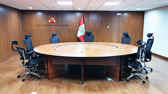 Recientes decisiones de la Junta Nacional de Justicia