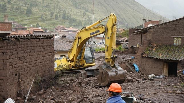 Mañana inician las capacitaciones virtuales del MVCS sobre Gestión del Riesgo de Desastres