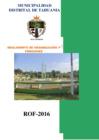 Vista preliminar de documento ROF - 2016